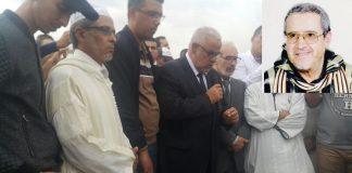 وفاة الداعية محمد بخات الإدريسي أحد مؤسسي جمعية الدراسات الإسلامية في السبعينيات