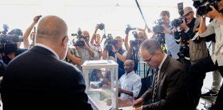 عملية افتتاح مكاتب التصويت تمت في ظروف عادية