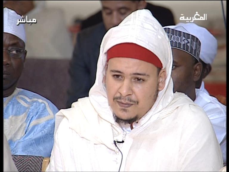 الشيخ القزابري: تحقيق الأمن مسؤولية المسؤولين والناس.. بالعدل وبقطع الطريق على كل فتان