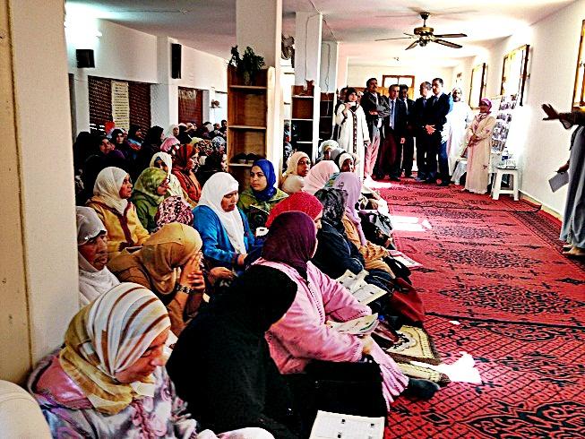 استفادة 315 ألف شخص من برنامج محو الأمية بالمساجد في الموسم الماضي