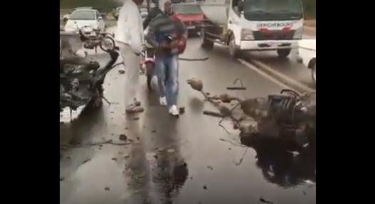 خطير.. حادث مميت بمراكش.. سيارة تمزقت أشلاء