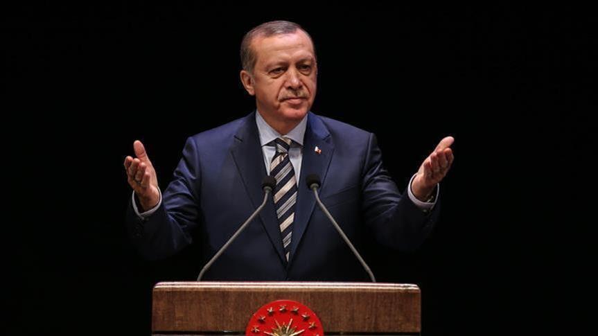 """اختيار أردوغان رئيسا فخريا لبرنامج """"القدس عاصمة الشباب الإسلامي"""""""