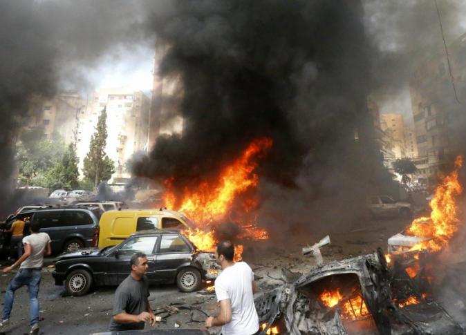 هجوم صاروخي يستهدف شركة نفط أمريكية جنوبي العراق