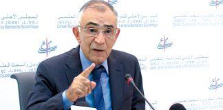 عمر عزيمان يبسط يده على منافذ إصلاح التعليم