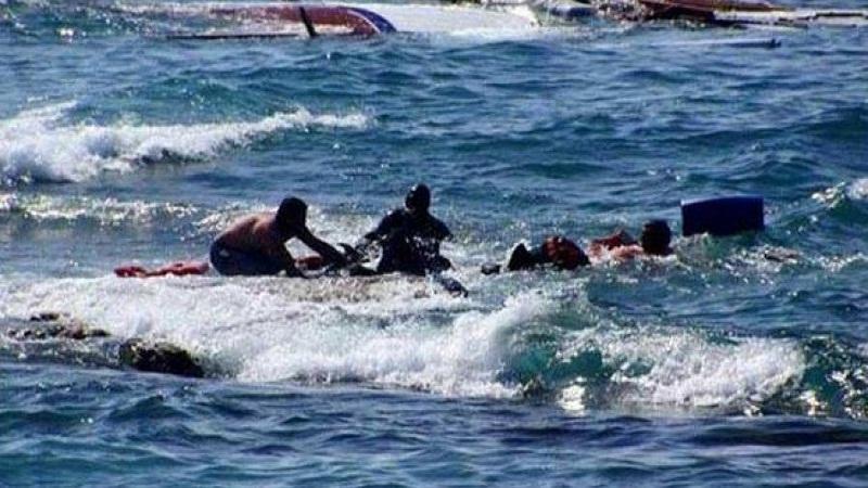 موت 22 مهاجرا غير شرعي غرقا بعدما أبحروا من الحسيمة
