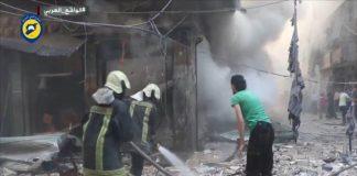 جرائم حرب للأسد.. قصف 52 مشفى ومركزا للدفاع المدني