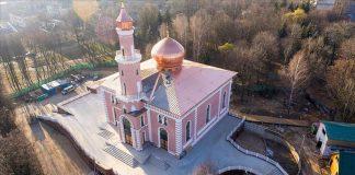مسجد مينسك.. هدية تركيا لمسلمي روسيا البيضاء
