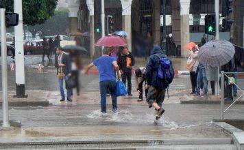 طقس بارد جدا اليوم الخميس وزخات مطرية متفرقة