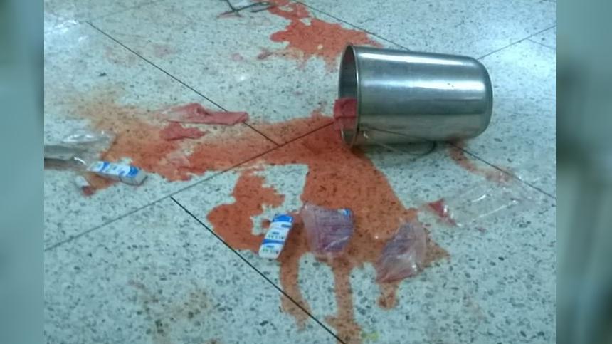 هجوم على قسم المستعجلات بمستشفى الجديدة واعتقال الجناة