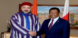 الملك محمد السادس يبدأ جولة جديدة لست دول إفريقية