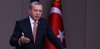 """أردوغان يجدد رفضه استخدام تعبير """"الإرهاب الإسلامي"""""""