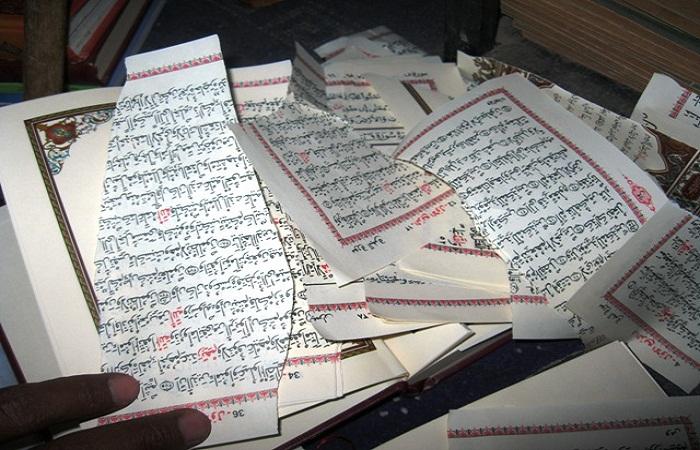 الأمن يفك خيوط لغز تدنيس المصحف الشريف بمساجد بالبيضاء وهذه هوية الجاني
