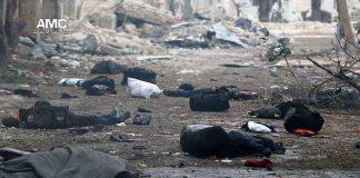 حلب اليوم.. جثث مرمية وجرحى ينزفون ومعسكرات اعتقال