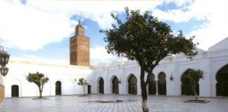 المسجد الأعظم بمدينة سلا العتيقة