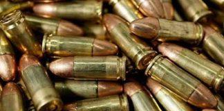 العثور على 7 آلاف رصاصة ضواحي الحاجب
