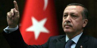 أردوغان يدعو لرفع العقوبات المفروضة على السودان