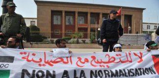 بسبب تزايد التطبيع مع إسرائيل.. 15 هيئة تعلن الخروج للشارع للاحتجاج