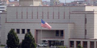 سفارة أمريكا في أنقرة تتعرض لإطلاق نار وايران تغلق سفارتها