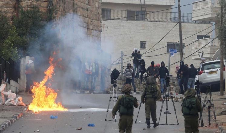 سقوط أول شهيد فلسطيني برصاص الاحتلال في المسيرات الرافضة لقرار ترامب