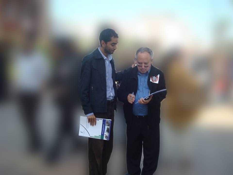 حوار مع خالد السفياني منسق مجموعة العمل الوطنية من أجل فلسطين