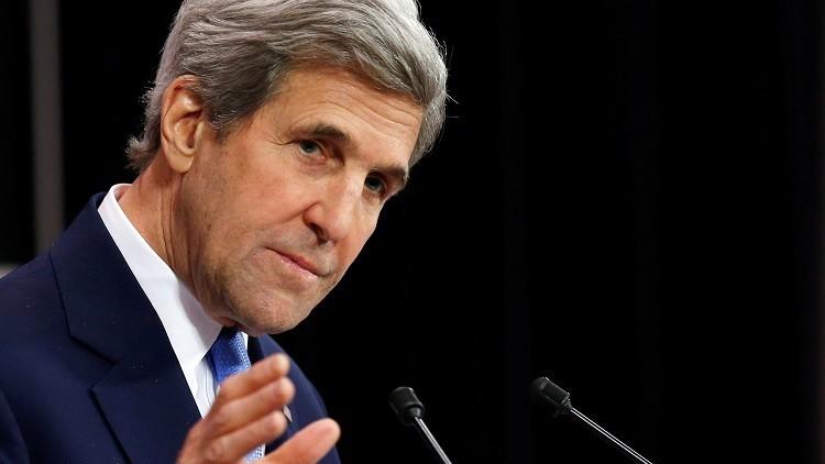 كيري: الملك السعودي الراحل طلب منا قصف إيران