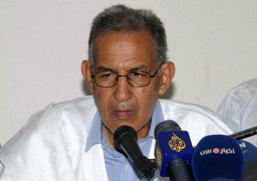 إدريس لشكر يدعو الزعيم الموريتاني ولد دادة لزيارة المغرب