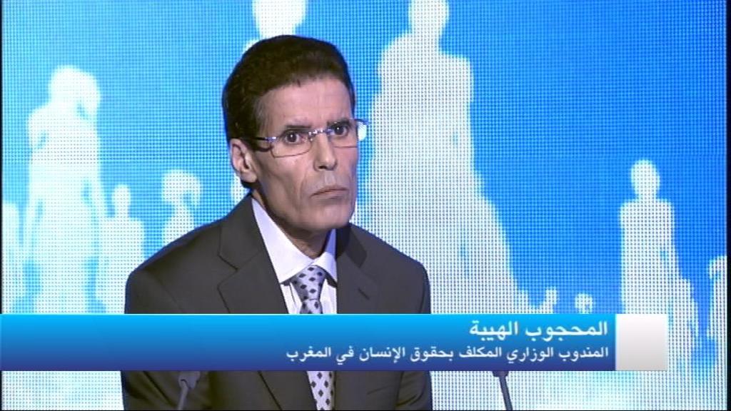 الهيبة: العديد من التقارير تنجز بخلفيات وتحكمها أجندات سياسية