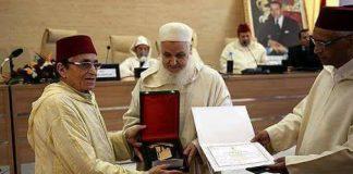 إمام مسجد الشاطبي بطنجة الشيخ البحياوي يتوج بجائزة أحسن خطيب بالمغرب