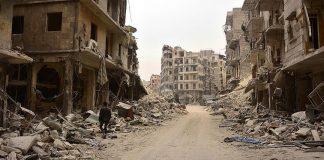 لكِ أن تلعنينا يا حلب!