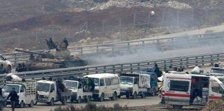 المليشيات تحتجز مدنيين بحلب لمقايضتهم بجرحى وأسرى