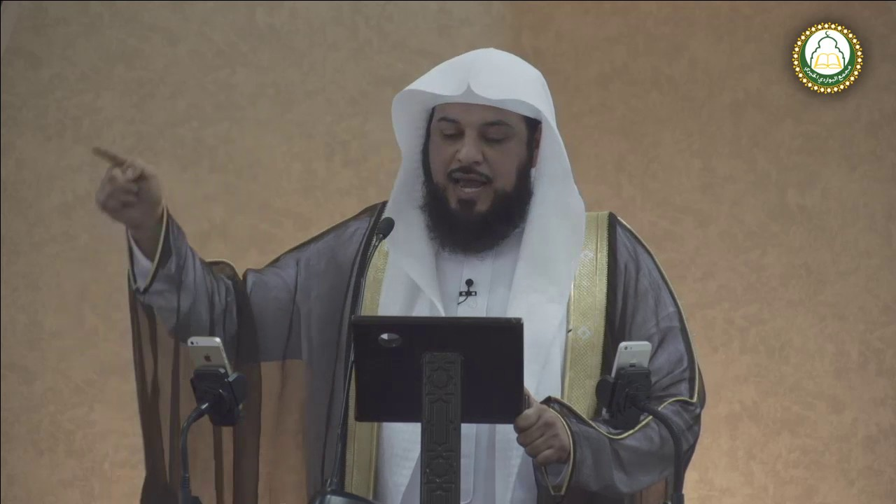 الشيخ محمد العريفي: ستبقى القدس عاصمة الإسلام ومسرى رسولنا ويد الله فوق أيديهم