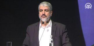 مشعل: تطبيع الدول العربية يُردّ بهذه المواقف!