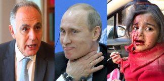 وزارة خارجيتنا تحترم الجرائم الروسية في سوريا