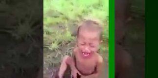 وحشية بوذية برعاية عالمية.. تعذيب طفل مسلم في ميمنمار بالصاعق الكهربائي