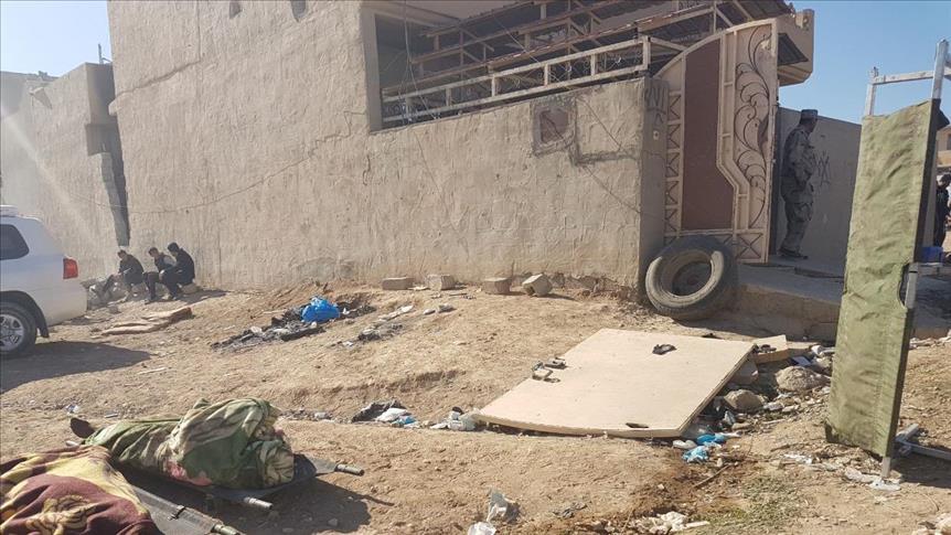 تقرير: قتلى الموصل المدنيين.. دفن بلا وداع