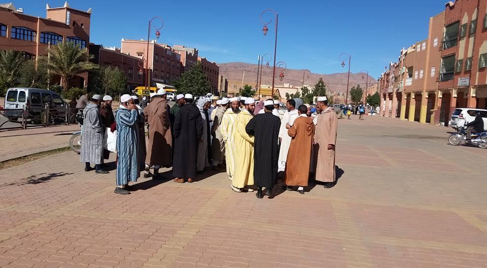 توقيف إمام وخطيب مسجد بتنغير لاحتجاجه على القرارات المجحفة للمندوب الجديد