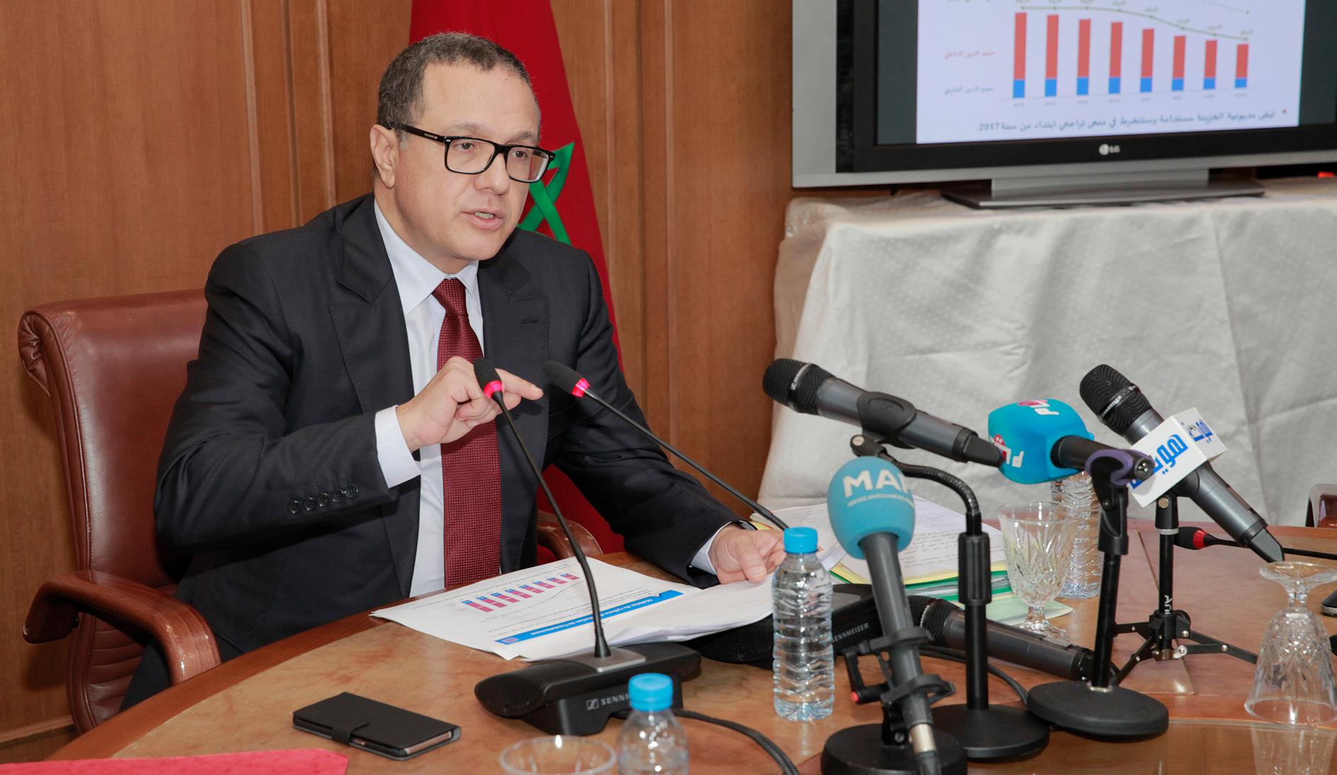 بوسعيد: الدولة ملتزمة بدعم المقاولات الصغرى والمتوسطة والناشئة المبتكرة