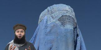 طارق بن علي يتهكم على من يدعي أن في المغرب يوجد برقع أفغاني (بالعربية والريفية)