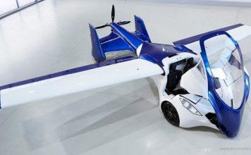 إيرباص تعمل على تطوير سيارة طائرة