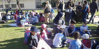 فيديو مؤسسة الفطرة 2.. الفصول الدراسية المفتوحة أمام ولاية أمن طنجة