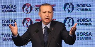 أردوغان: سأناقش مع ترامب تقسيم الشرق الأوسط
