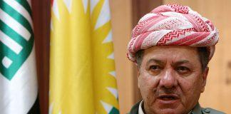 بارزاني يهدد باستقلال كردستان إذا عاد المالكي للحكم
