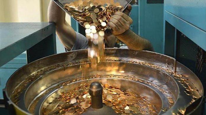 93.4 طناً إنتاج السودان من الذهب العام الماضي