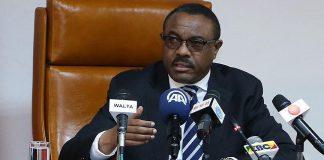 """بعد المغرب ديسالين: مستعدون لإغلاق مدارس """"غولن"""" في إثيوبيا"""