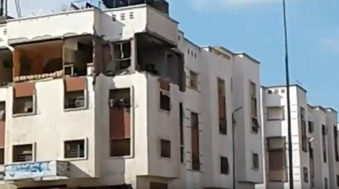 فيديو.. إصابة ستة أشخاص بحروق متفاوتة الخطورة إثر انفجار لقنينة غاز البوتان بالهراويين