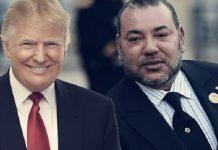 الملك يتوصل برسالة من الرئيس الامريكي بخصوص القدس