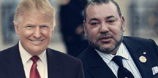 الملك محمد السادس يراسل الرئيس الأمريكي بخصوص التراجع عن نقل سفارة بلاده للقدس