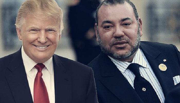 الملك محمد السادس: حريصون على الارتقاء بالعلاقات المثمرة مع الولايات المتحدة