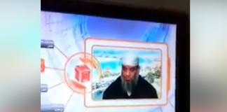"""داخلة الشيخ عبد الله المكناسي يدافع عن النقاب على قناة """"بي بي سي العربية"""""""