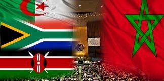 الجزائر وجنوب إفريقيا وكينيا تمارس ضغوطات دبلوماسية لمنع عودة المغرب للاتحاد الإفريقي